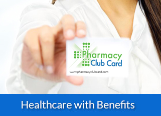 Pharmacy Club Card & Online Shopping